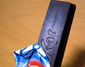 アイスティックビターチョコレート
